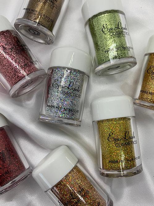3 Glitter bundle