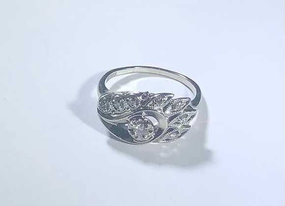 Diamond Cocktail Ring