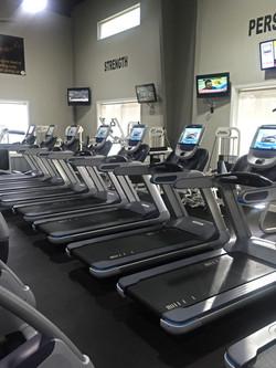 Precor Treadmills w/P80 Consoles