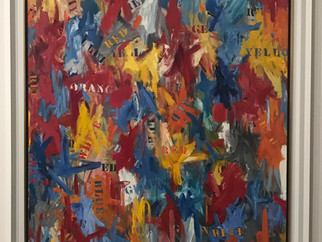 """Jasper Johns Rocks the Broad with """"something resembling truth."""""""