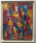 "Jasper Johns Rocks the Broad with ""something resembling truth."""