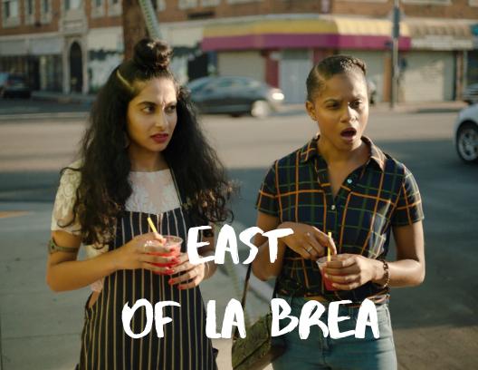 East of La Brea