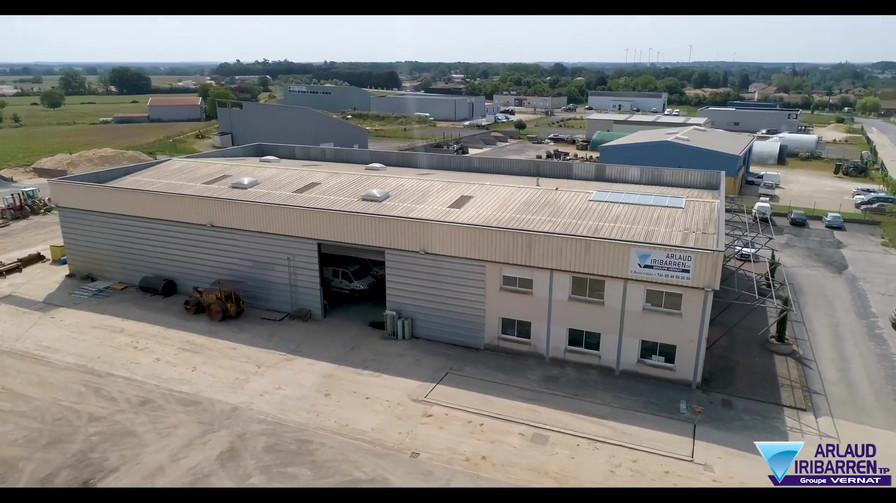 AI - 2019 - St Maurice - Centrale à Bé