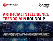 Artificial Intelligence Trends 2019 Roundup - 22 pages