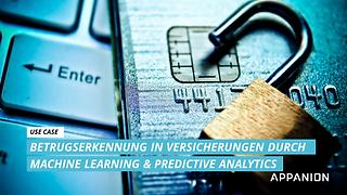 Use Case: Betrugserkennung im Versicherungswesen