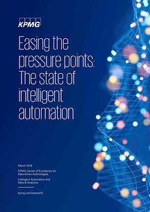 Easing the pressure points: The state of intelligent automation - 36 pages