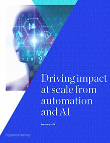 Driving impact at scale from automation and AI - 100 pages