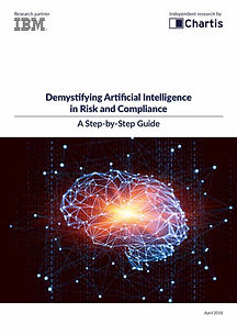 Demystifiying Artifical Intelligence in Risk and Compliance - 33 pages