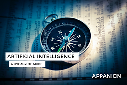A Five-Minute Guide to Artificial Intelligence