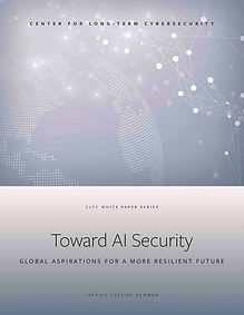 Toward AI Security - 94 pages