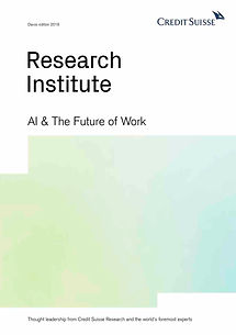 AI & The Future of Work - 38 pages