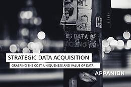 Strategic Data Acquisition