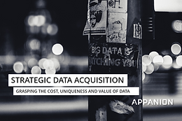 Strategic Data Acquisition