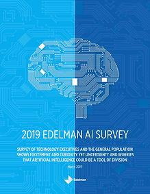 2019 Edelman AI Survey - 40 pages