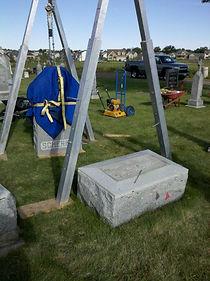 Grave Groomers Cemetery Restoration