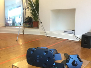We have been selected by HTC to get a prototype of the upcoming HTC VIVE :)