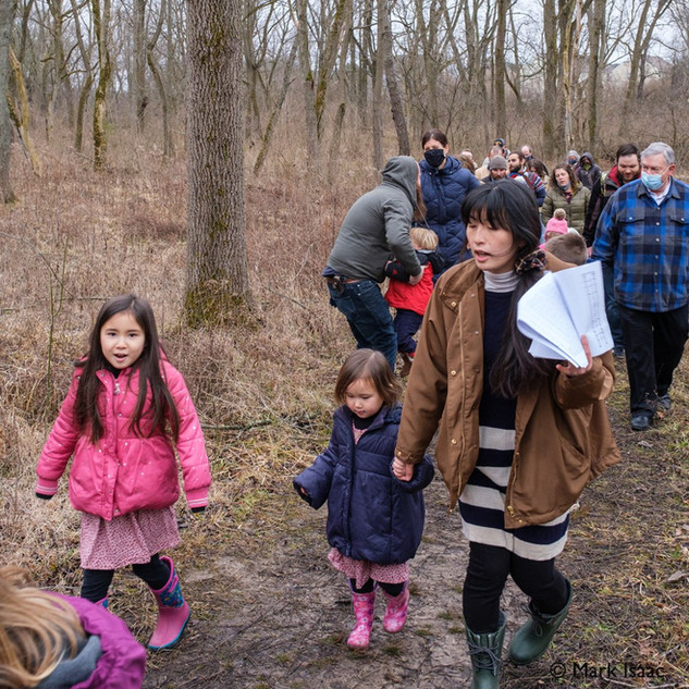 Theophany 2021: Blessing the Creek   12 of 18