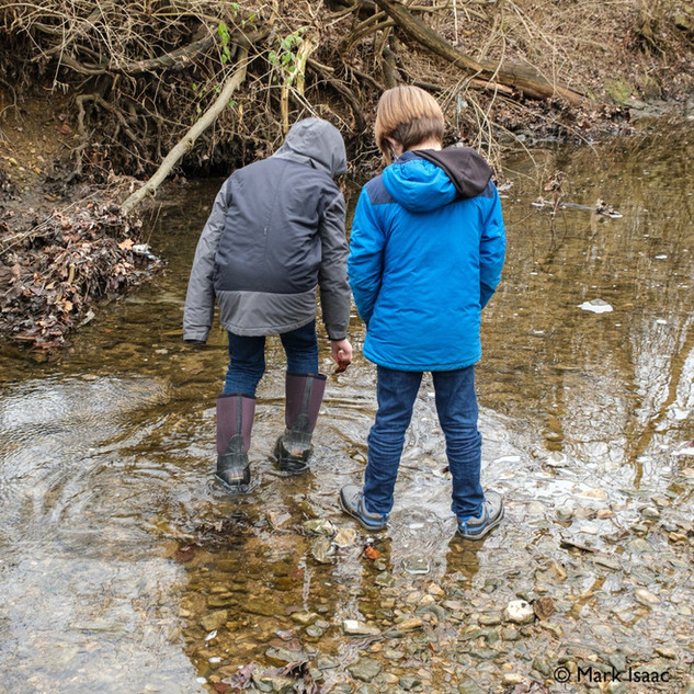 Theophany 2021: Blessing the Creek   9 of 18