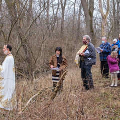Theophany 2021: Blessing the Creek   6 of 18
