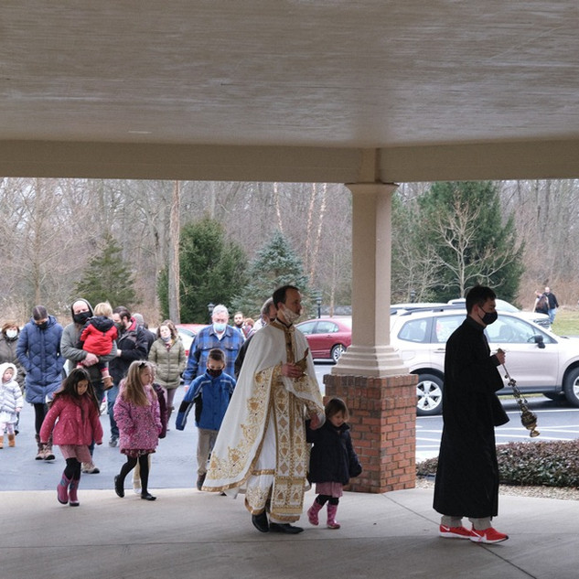 Theophany 2021: Blessing the Creek   16 of 18
