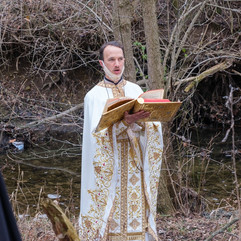 Theophany 2021: Blessing the Creek    4 of 18