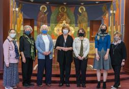Veterans' Day Memorial Service 2020
