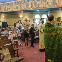 Palm Sunday Liturgy
