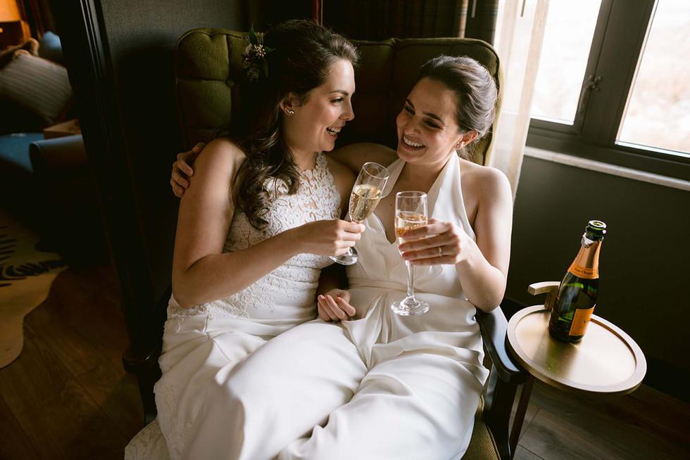 same sex ann arbor brides
