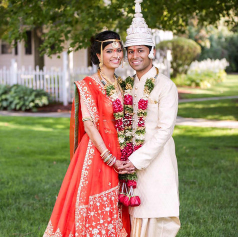 ann arbor south asian wedding makeup and hair