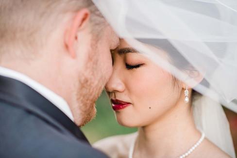 michigan east asian bridal makeup and hair