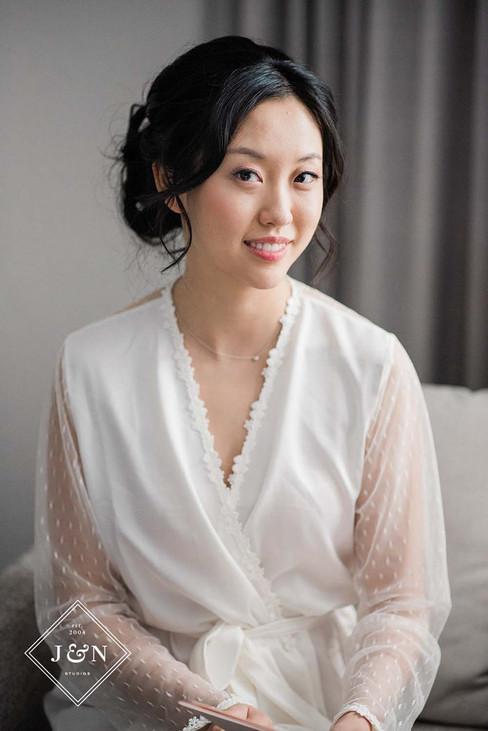 detroit east asian bridal makeup