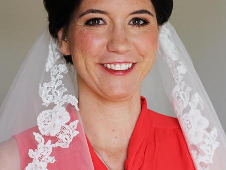 Raw Bridal Previews:  Amy - Natural Sophistication
