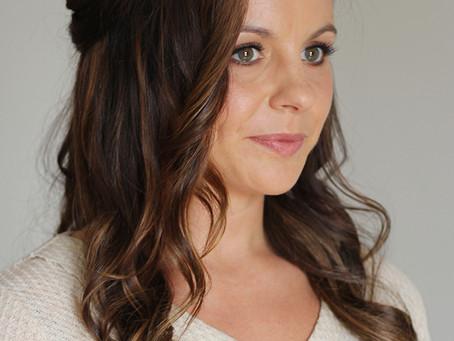 Raw Bridal Previews:  Karley - Gentle Romantic Glam