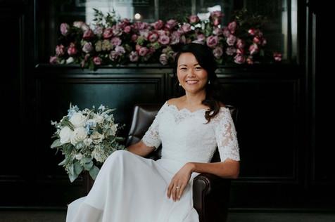 ann arbor east asian bridal makeup and hair