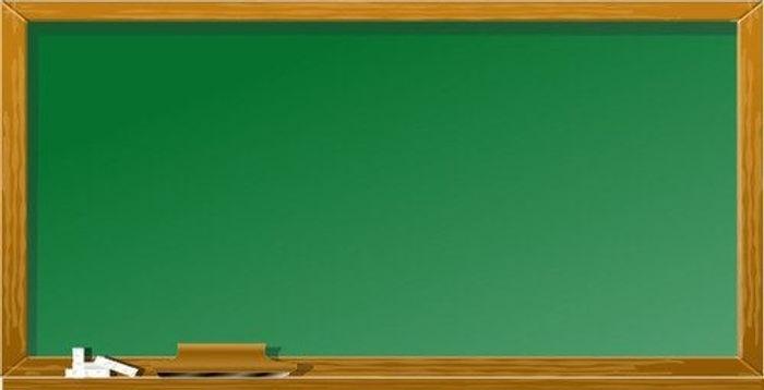 white-board-green-board-with-wooden-fram