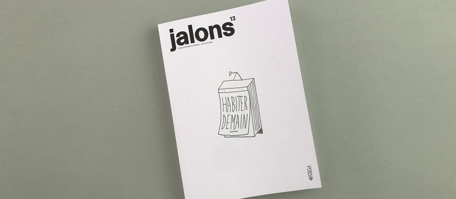 REIMPRESSION DU JALONS 13