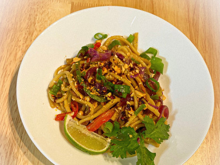 Indo Chinese Hakka Noodles - Who doesn't love noodles!