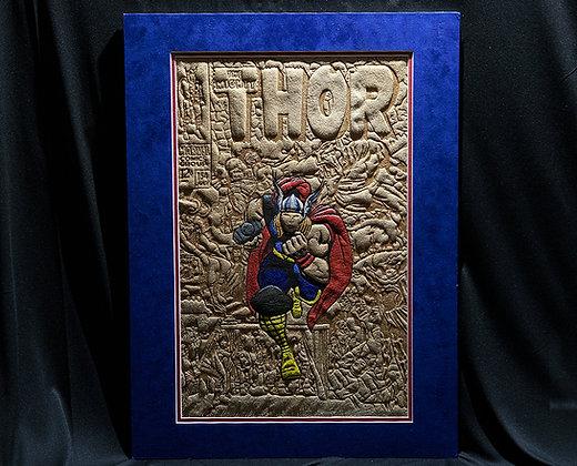 Thor 154 - Cover Recreation - ORIGINAL