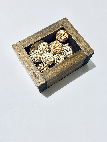 Wooden Decor Box