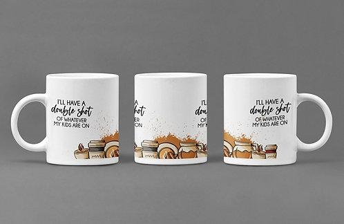 Double Shot Mug