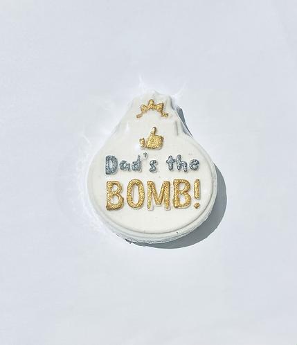 Dad's The Bomb Bath Bomb