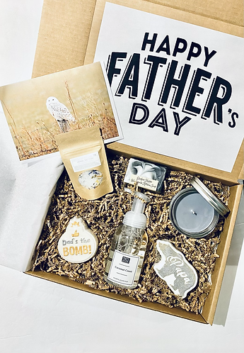 Father's Day Pamper Box