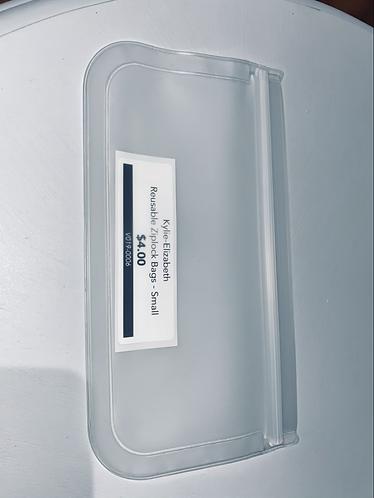 Small Reusable Zip Lock Bags