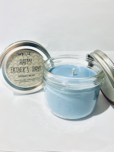 Urban Beat Soy Candle