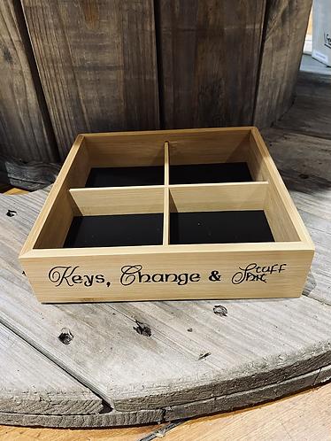 Organization Box