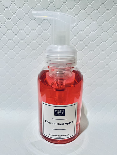 Fresh Picked Apples Foaming Hand Soap