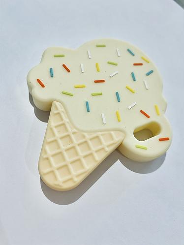Ice Cream Silicone Pendant