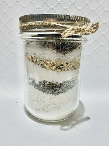 Herbal Tub Tea (Skin Irritation Relief)