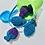 Thumbnail: Green Bucket & 5 Reusable Water Balloons