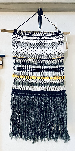 Woven Wall Hanging - Lanscape #2